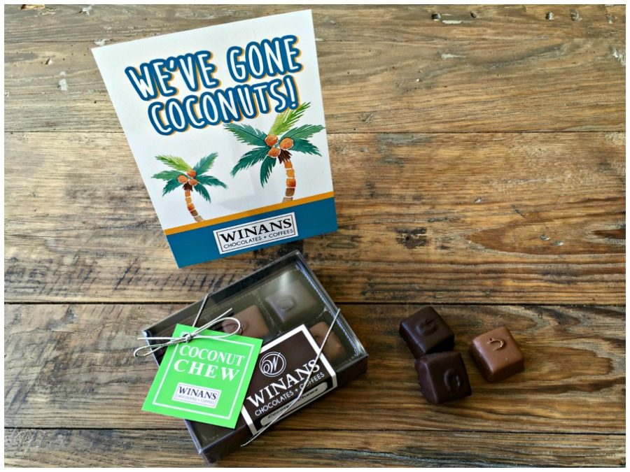 We've Gone Coconuts!