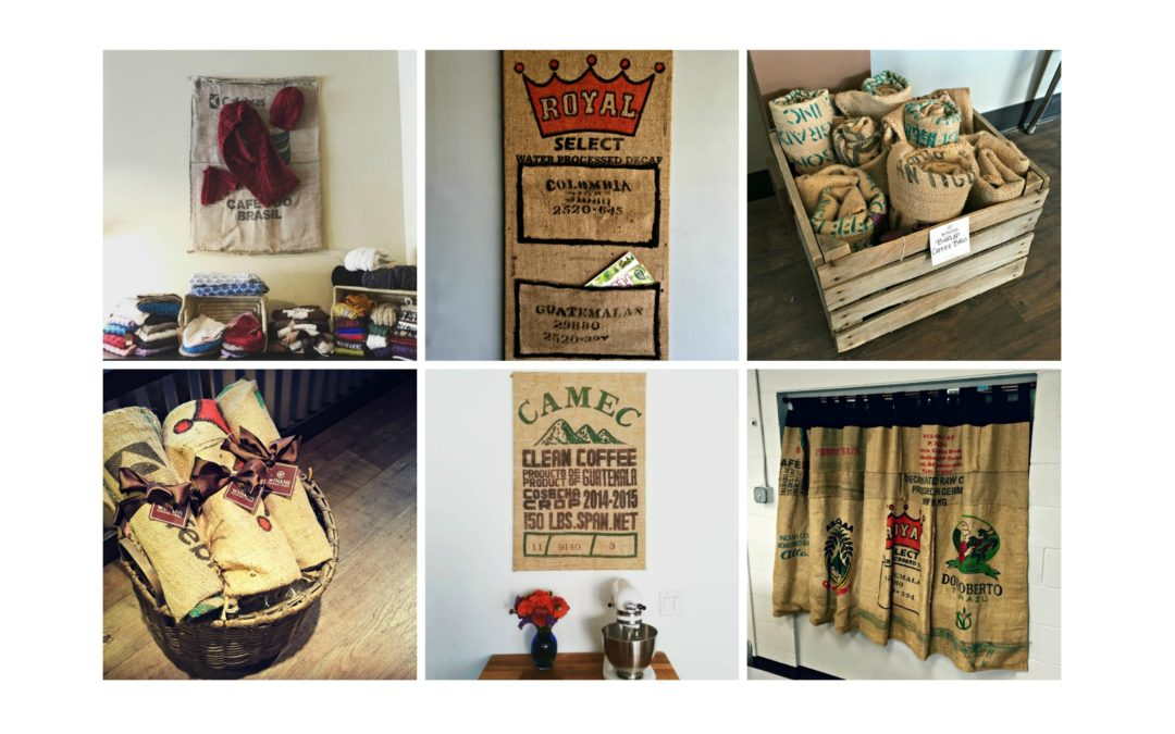 How to Craft with Burlap
