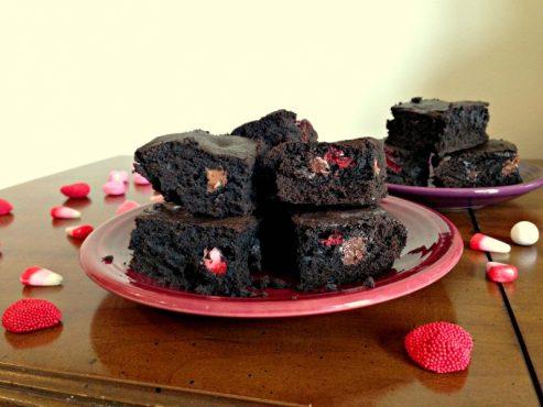 Recipe: Valentine's Surprise Brownies